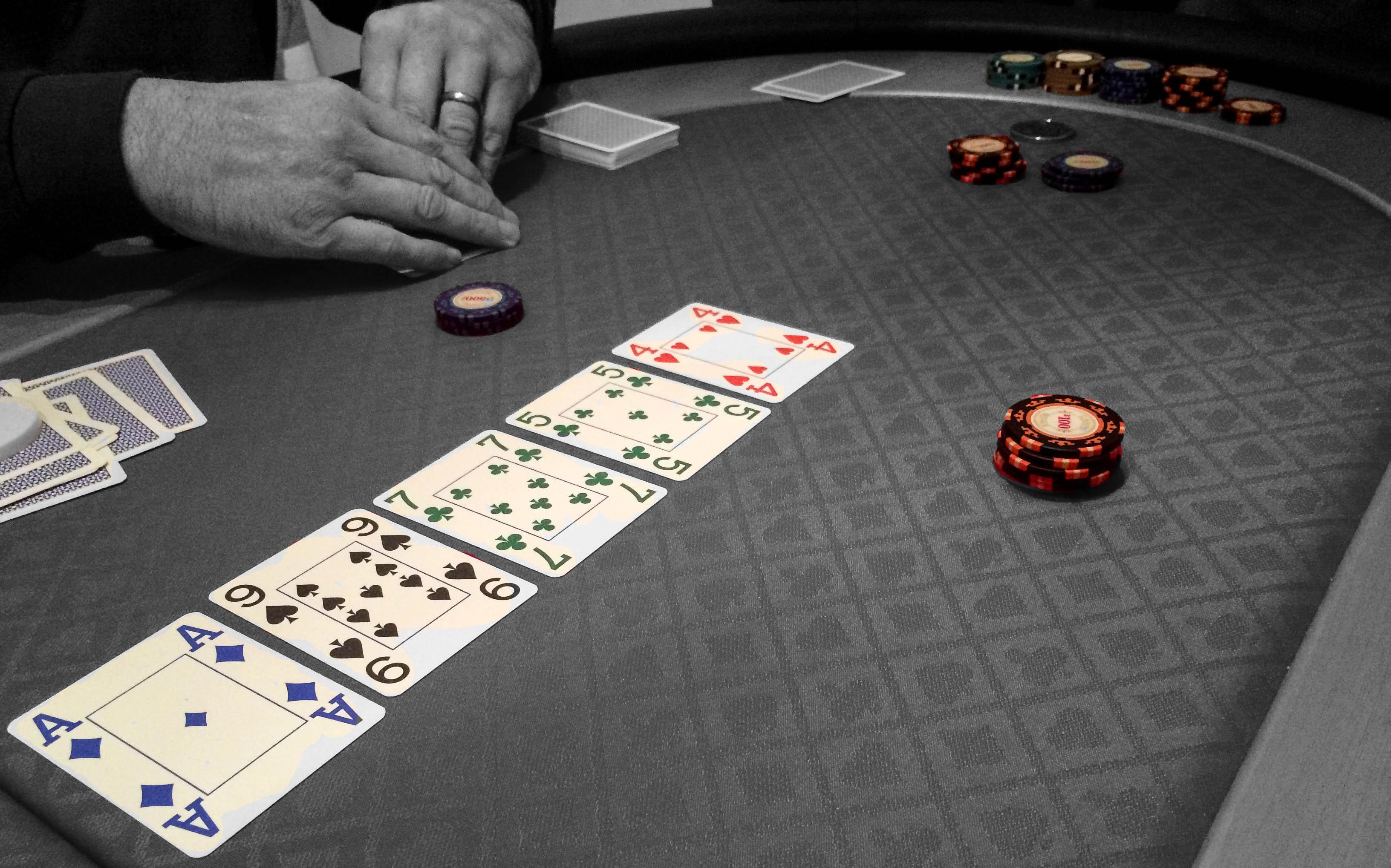 how to start gambling