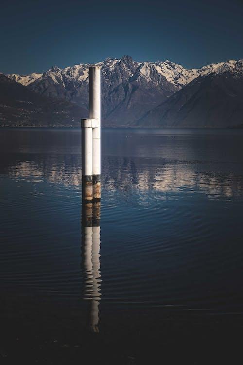 Безкоштовне стокове фото на тему «берег озера, вечір, відображення»