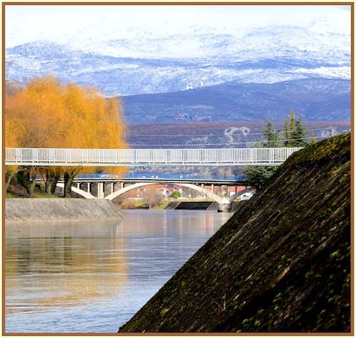 Free stock photo of Bridge on river Cetina