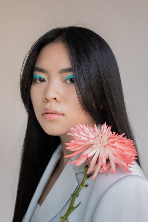 アイシャドウ, アジアの女性, エスニックの無料の写真素材