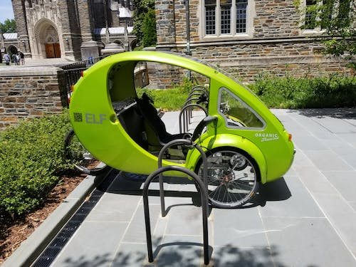 Free stock photo of Bike car, College campus, college students