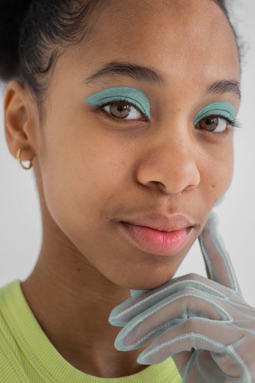 Immagine gratuita di affascinante, aspetto, azzurro