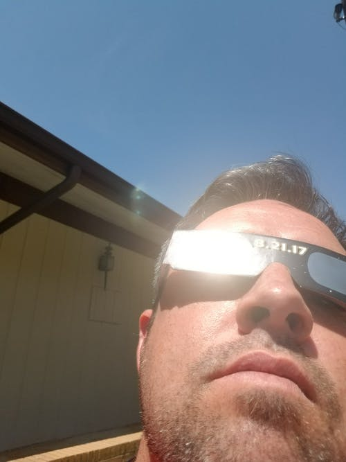 太陽, 太陽眼鏡, 日食 的 免费素材图片