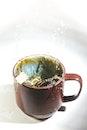 cup, mug, drink