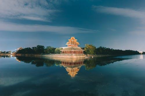 Základová fotografie zdarma na téma architektura, bazén, cestování