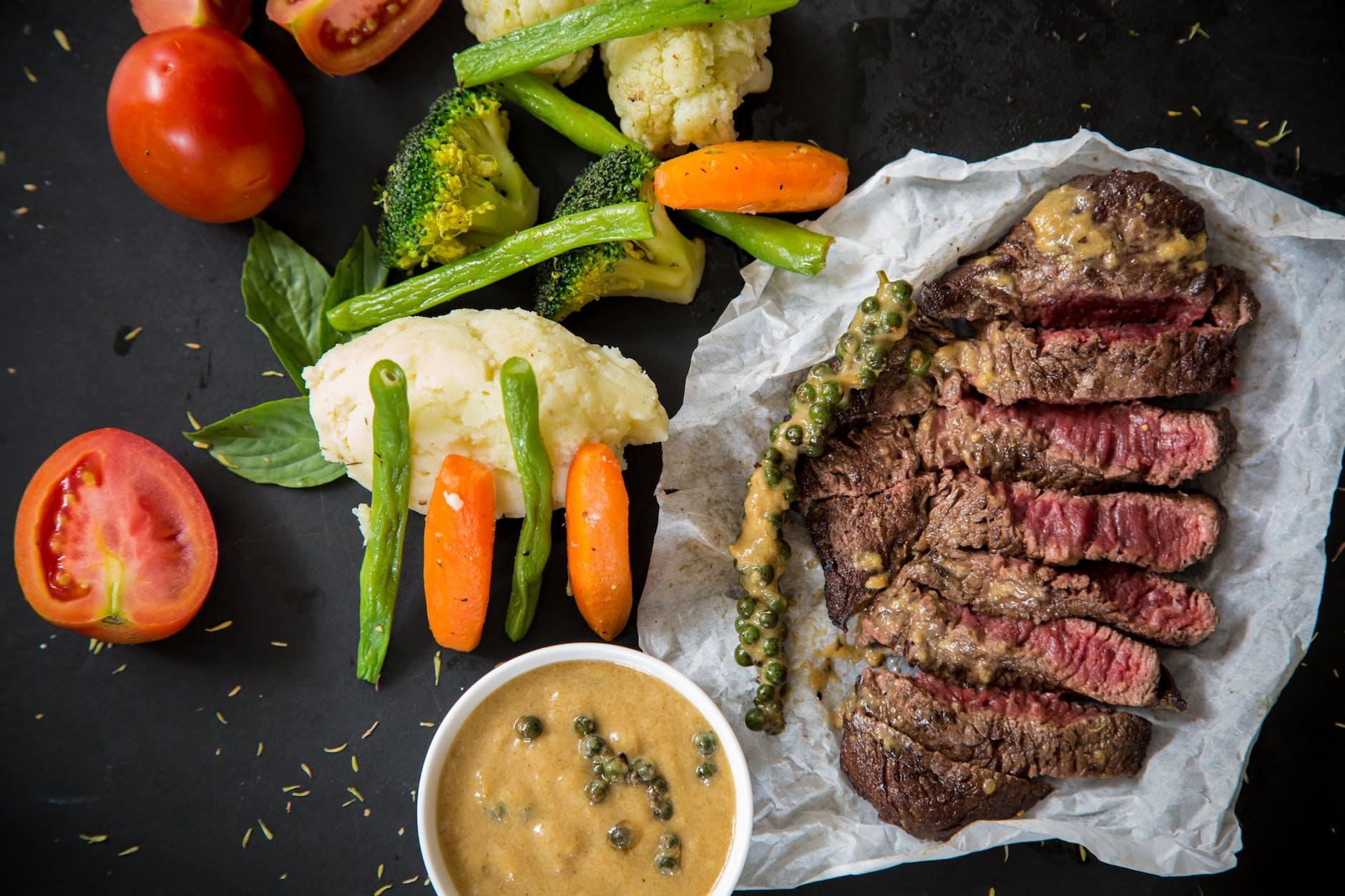 cara menaikkan berat badan makan protein