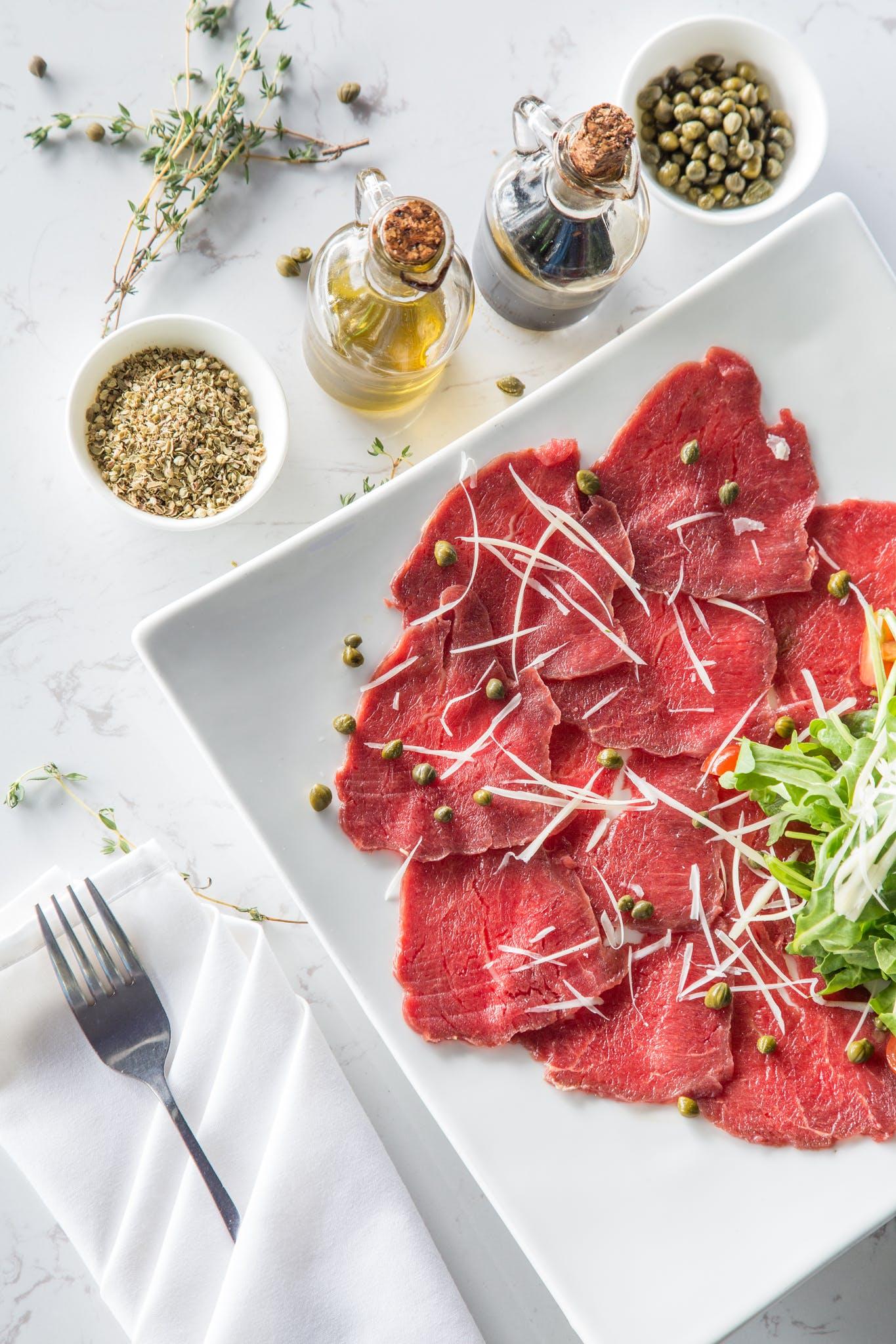 Kostenloses Stock Foto zu essen, essensfotografie, fleisch, mahlzeit