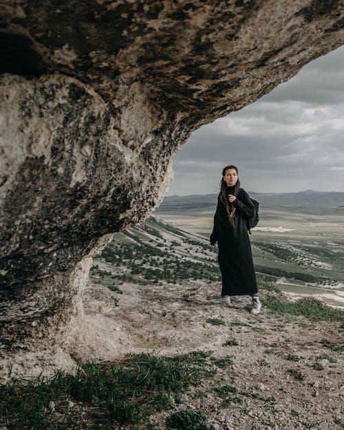 Безкоштовне стокове фото на тему «вертикальний, гармонія, гора»