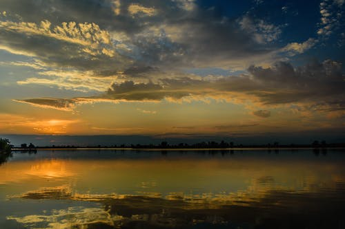 Immagine gratuita di acqua, all'aperto, arte, cielo