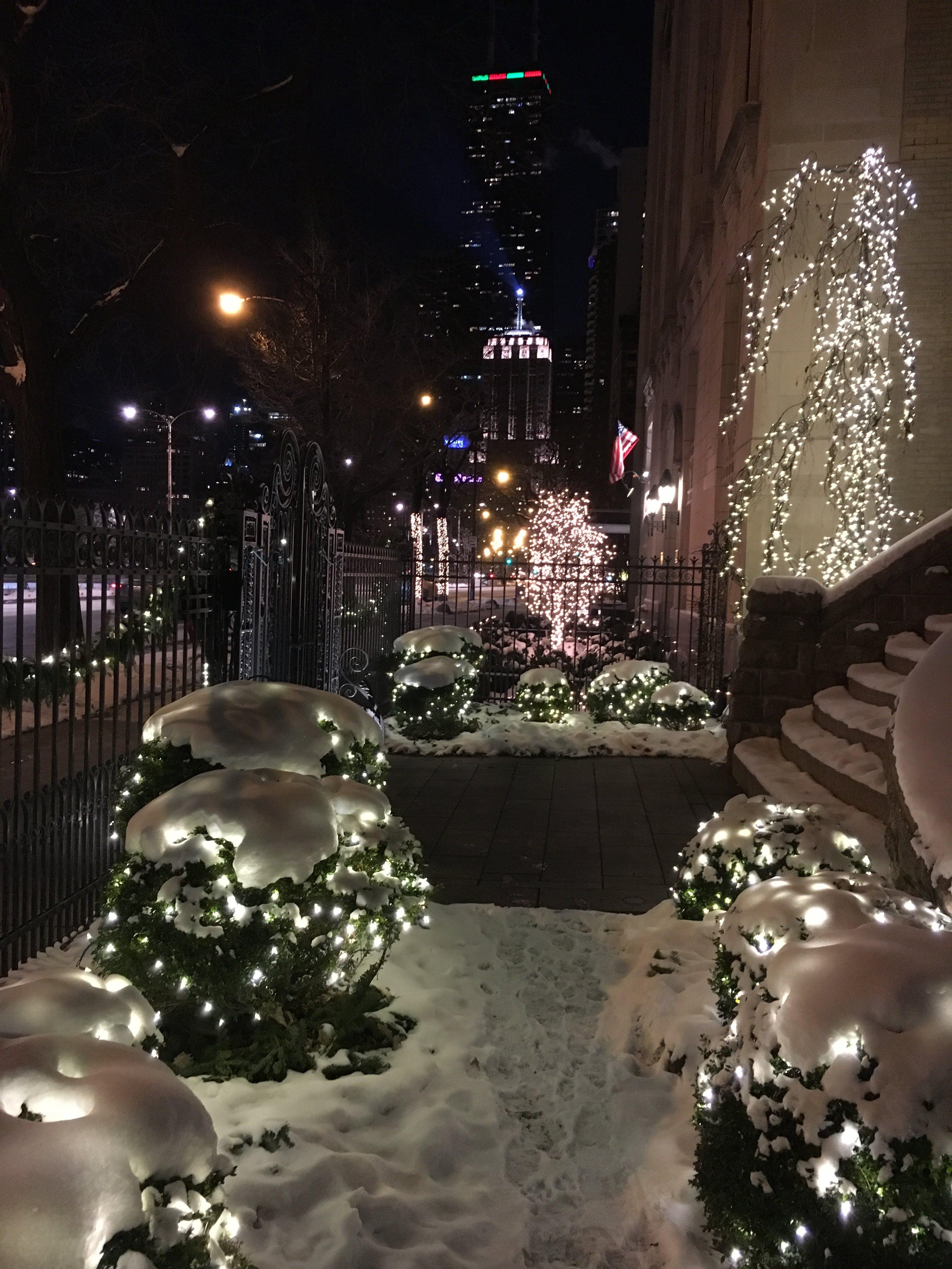 Kostenloses Stock Foto zu chicago, winter