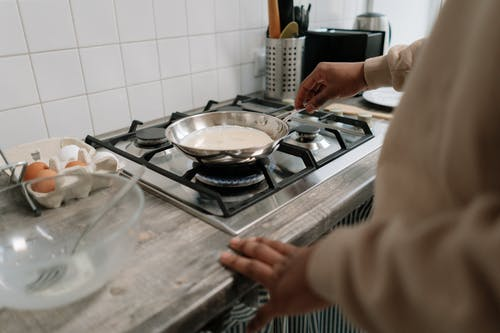 Безкоштовне стокове фото на тему «готування, кухня, омлет»