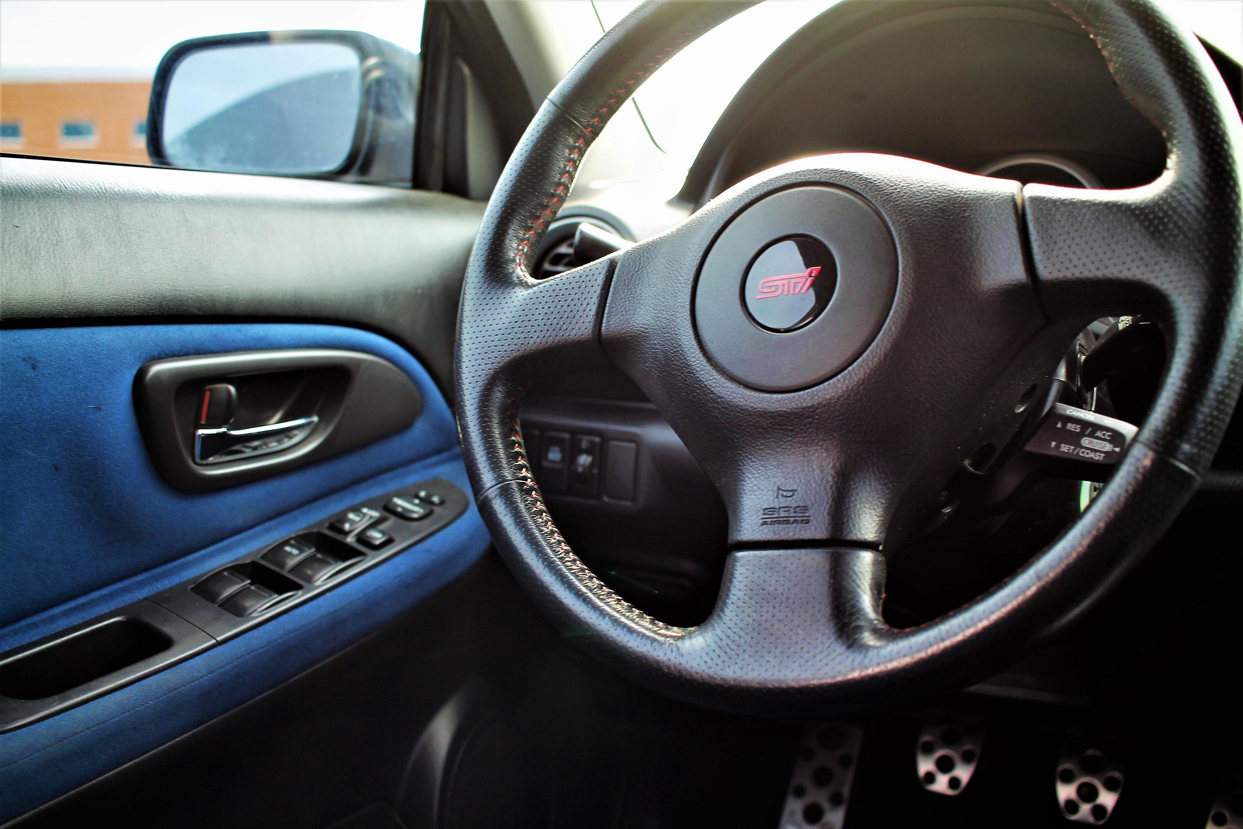Free stock photo of auto, automotive, car, car interior