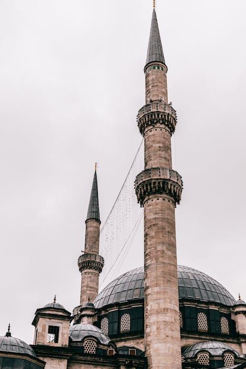 camii, イスタンブール, イスラム建築の無料の写真素材