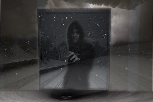 Free stock photo of apparition, door, doorway, evil