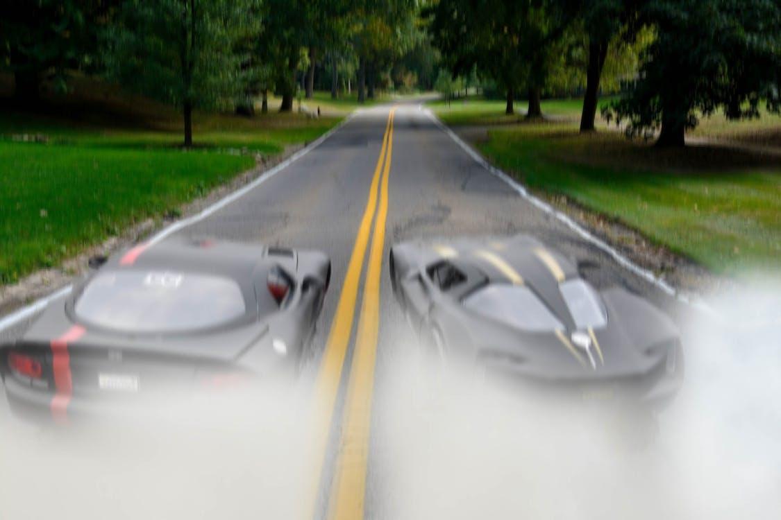 Free stock photo of auto race, chevrolet, corvette