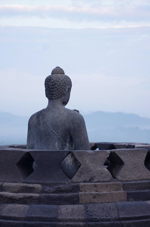 Photos gratuites de bouddha, Bouddhisme, indonésie