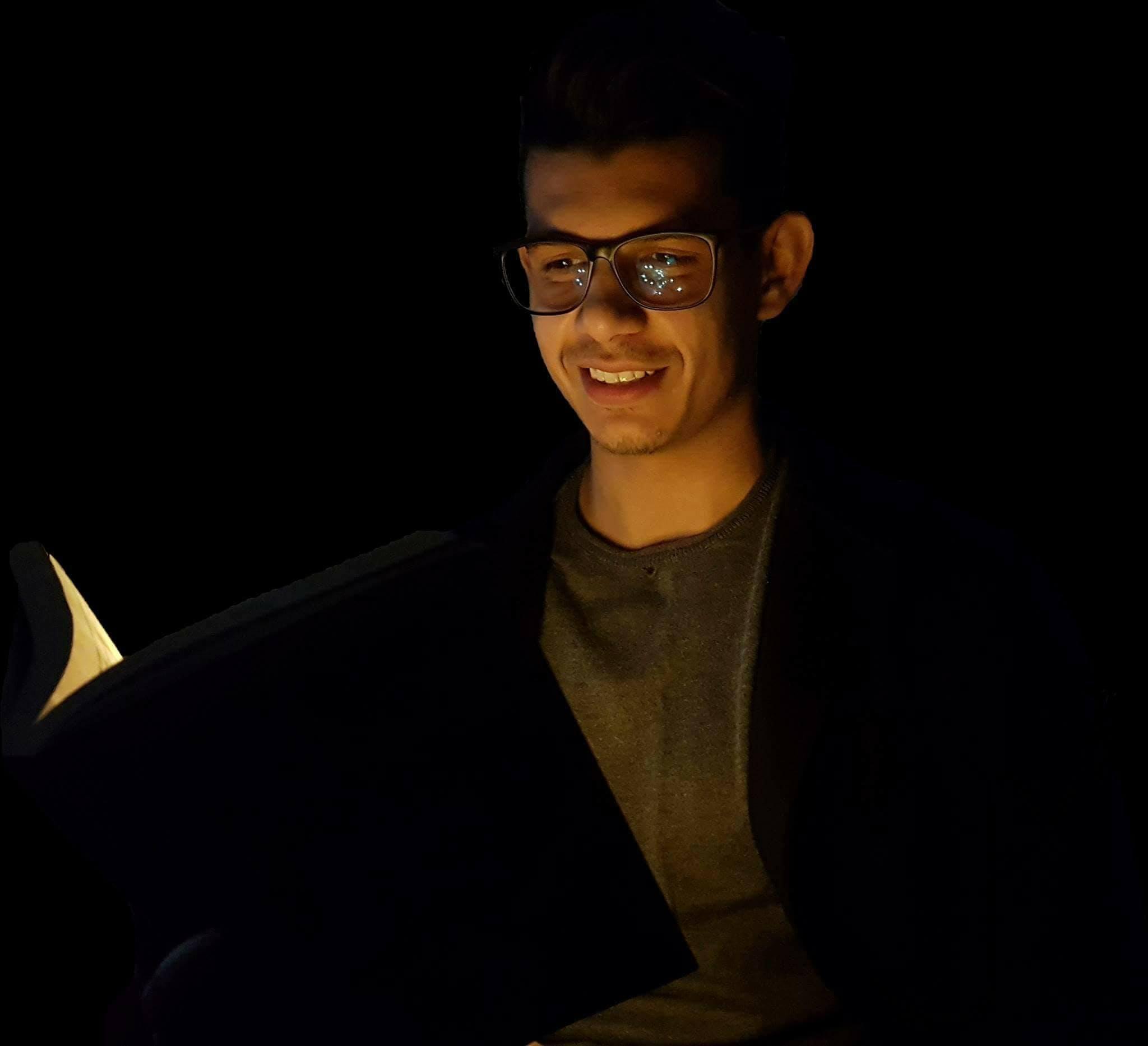 Free stock photo of beautiful, book, glasses, lights