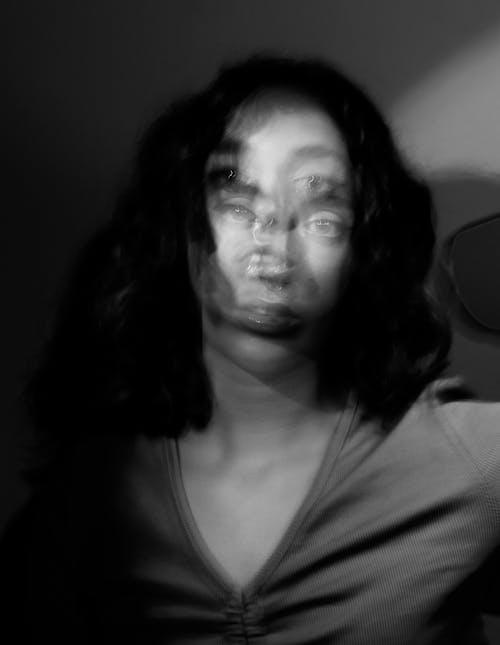 Gratis lagerfoto af abstrakt foto, ansigt, ansigtsudtryk