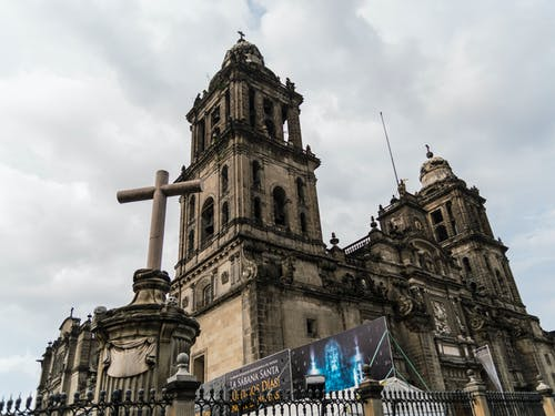 Free stock photo of Catedral Mexico City