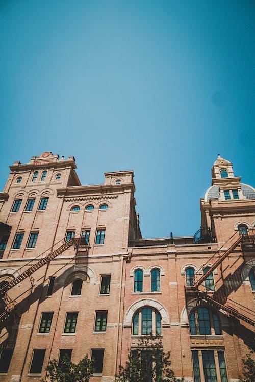 antic, arquitectura, cel