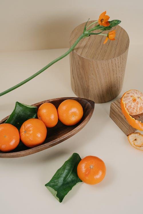Ilmainen kuvapankkikuva tunnisteilla appelsiini, hedelmä, kukat