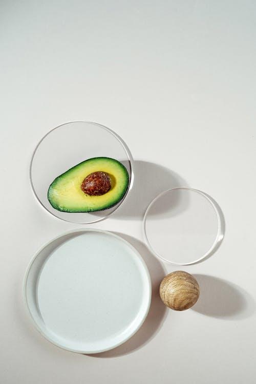 Immagine gratuita di affettato, avocado, bicchiere