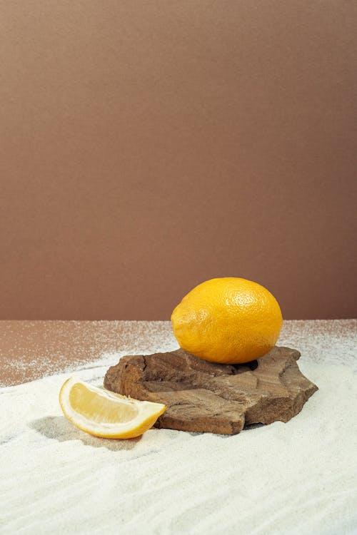 Fotos de stock gratuitas de amarillo, arena blanca, de cerca