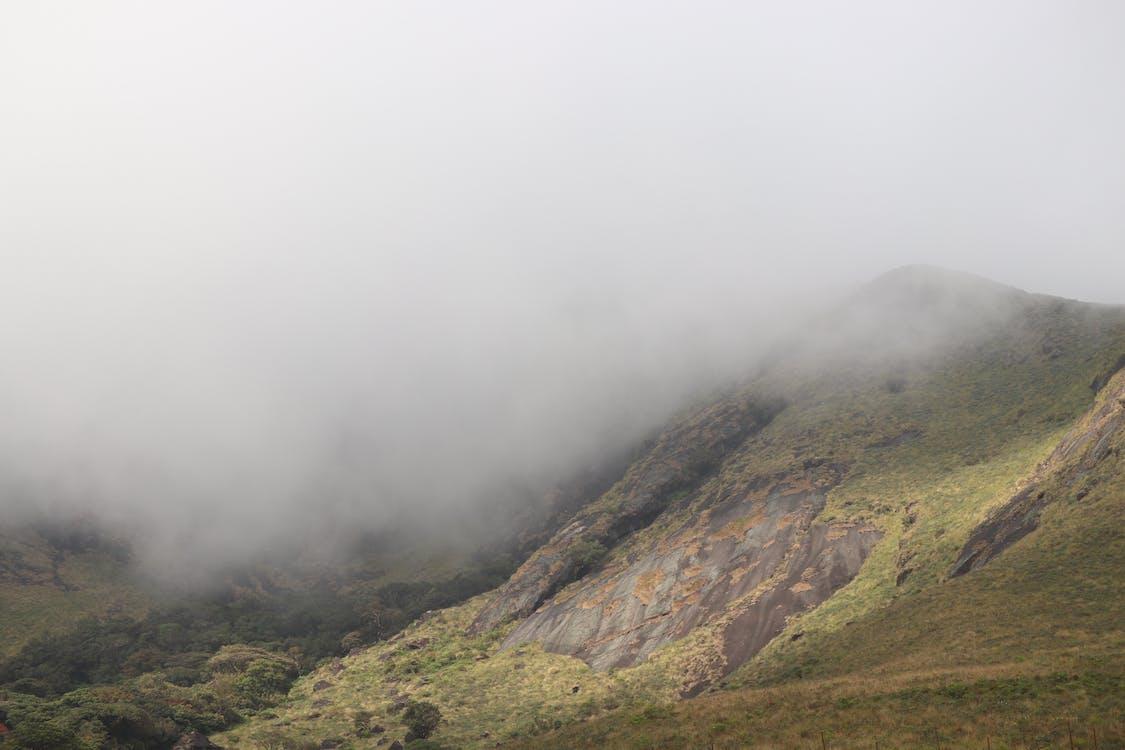 denní světlo, hora, krajina