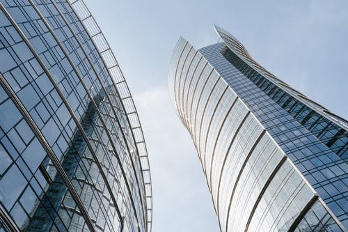 Buildings Under Blue Sky