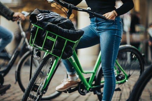 Kostenloses Stock Foto zu draußen, erholung, fahrrad