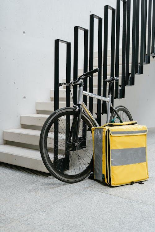 Imagine de stoc gratuită din atelier, bicicletă, curier