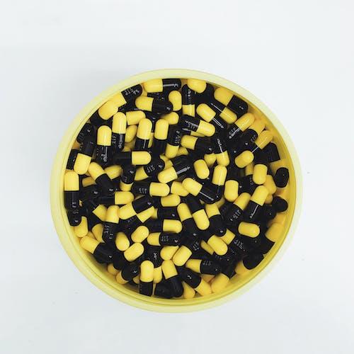 Immagine gratuita di capsule, compressa, contenitore