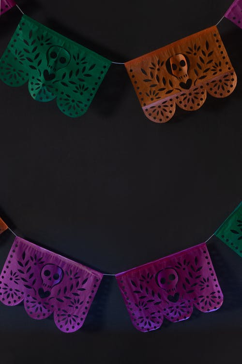 Gratis stockfoto met banderitas, decoratie, dia de los muertos