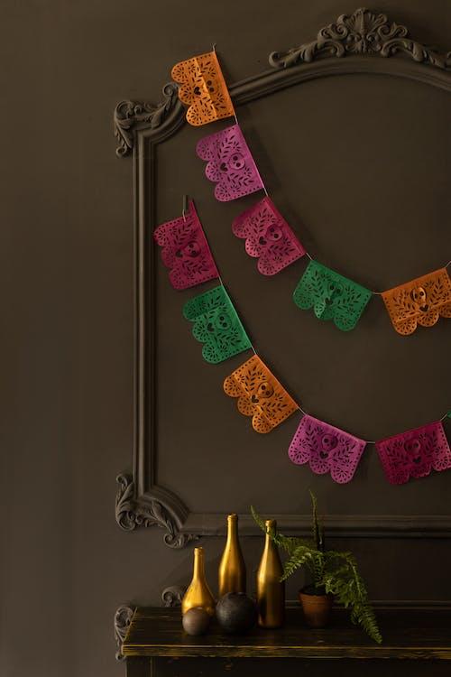 Gratis stockfoto met banderitas, bladeren, decoratie