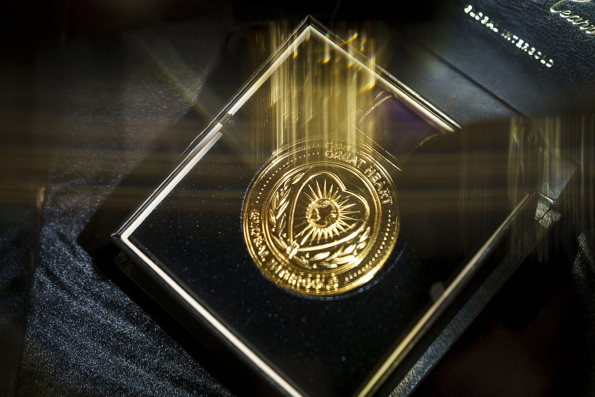 Free stock photo of Aristippus, fractal, gold, gold bars