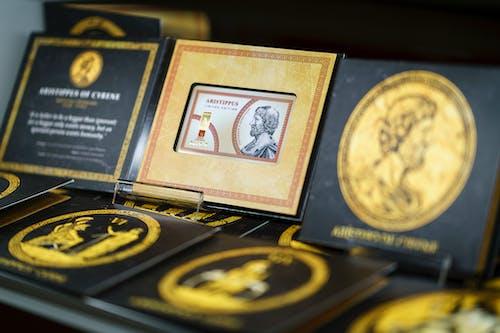 Imagine de stoc gratuită din aristippus, aur, aurul este bani, fractal