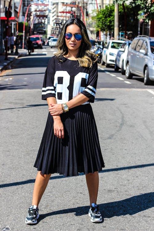 Free stock photo of fashion, girl, moda