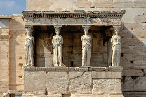 The Caryatid Porch of Erechtheion