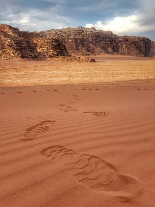 Foto stok gratis di luar rumah, gersang, gurun pasir