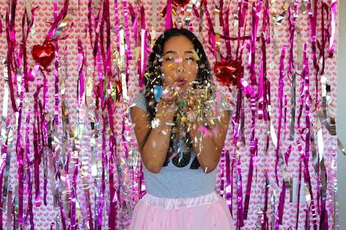 Free stock photo of color, confete, confetti