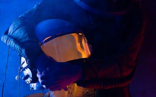 Kostenloses Stock Foto zu astronaut, erkundung, erwachsener