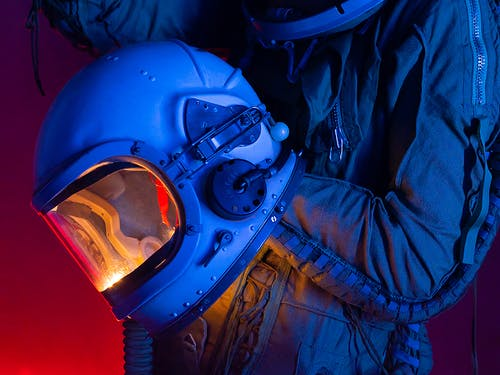 Free stock photo of astronaut, cosmonaut, danger
