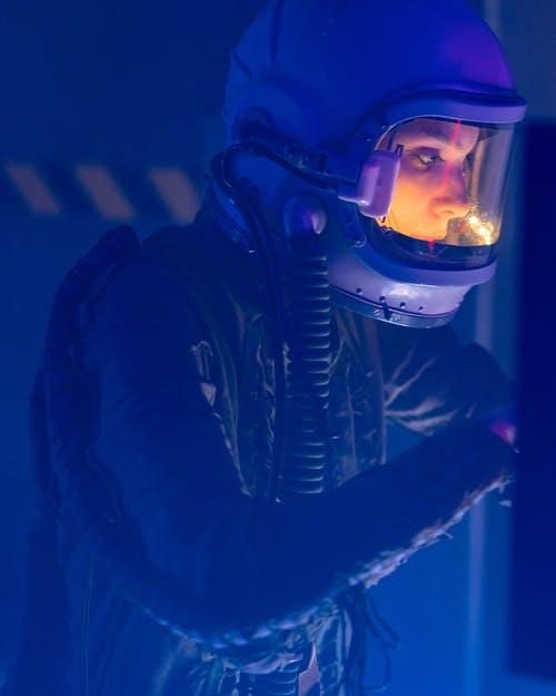 Free stock photo of astronaut, biology, concert