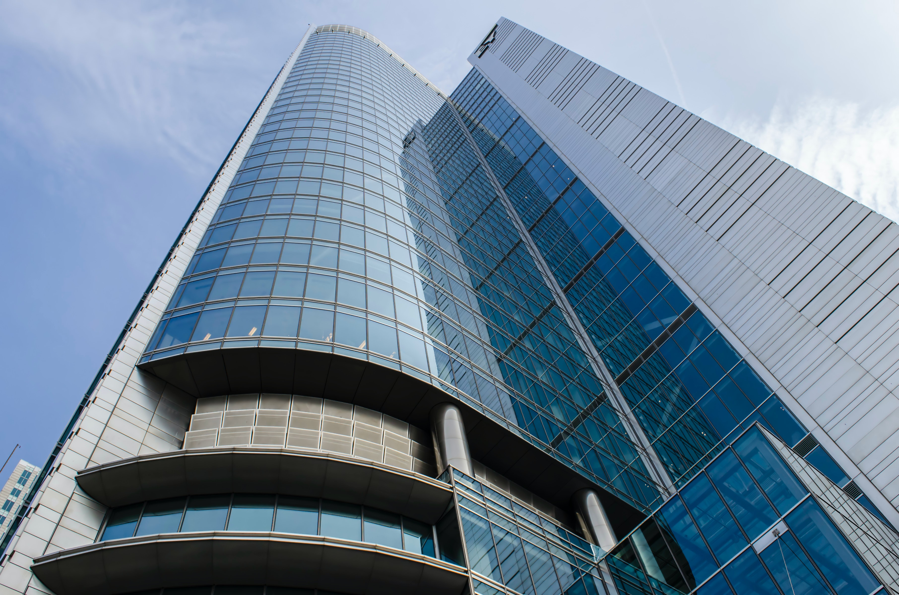 Low Angle Photography Of Building Free Stock Photo: Low Angle Photography Of High-rise Buildings · Free Stock