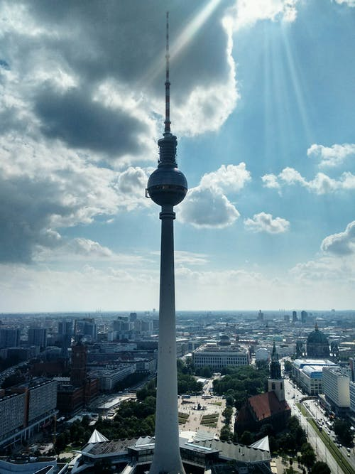 Free stock photo of Alexanderplatz, berlin, city, tower