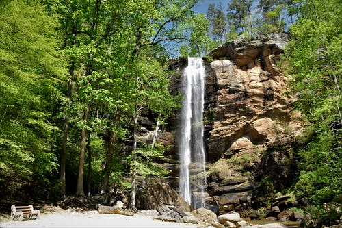 Free stock photo of toccoa falls