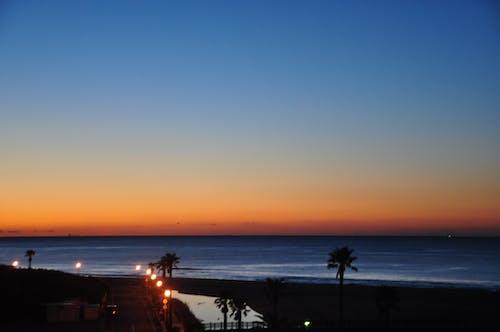 Foto d'estoc gratuïta de abans de l'alba