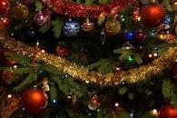 lights, christmas, xmas