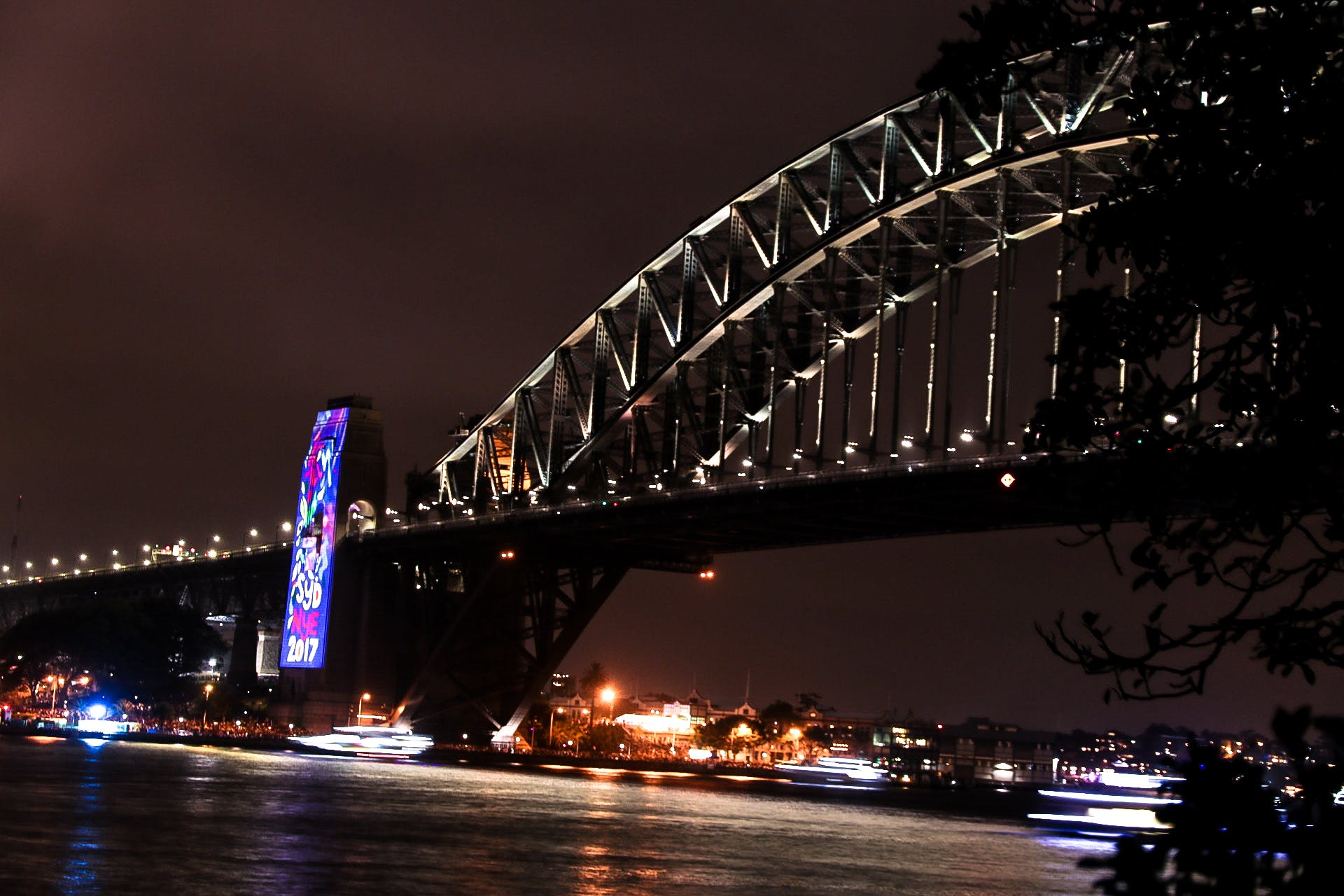 Free stock photo of australia, new year's eve, sydney, sydney harbour
