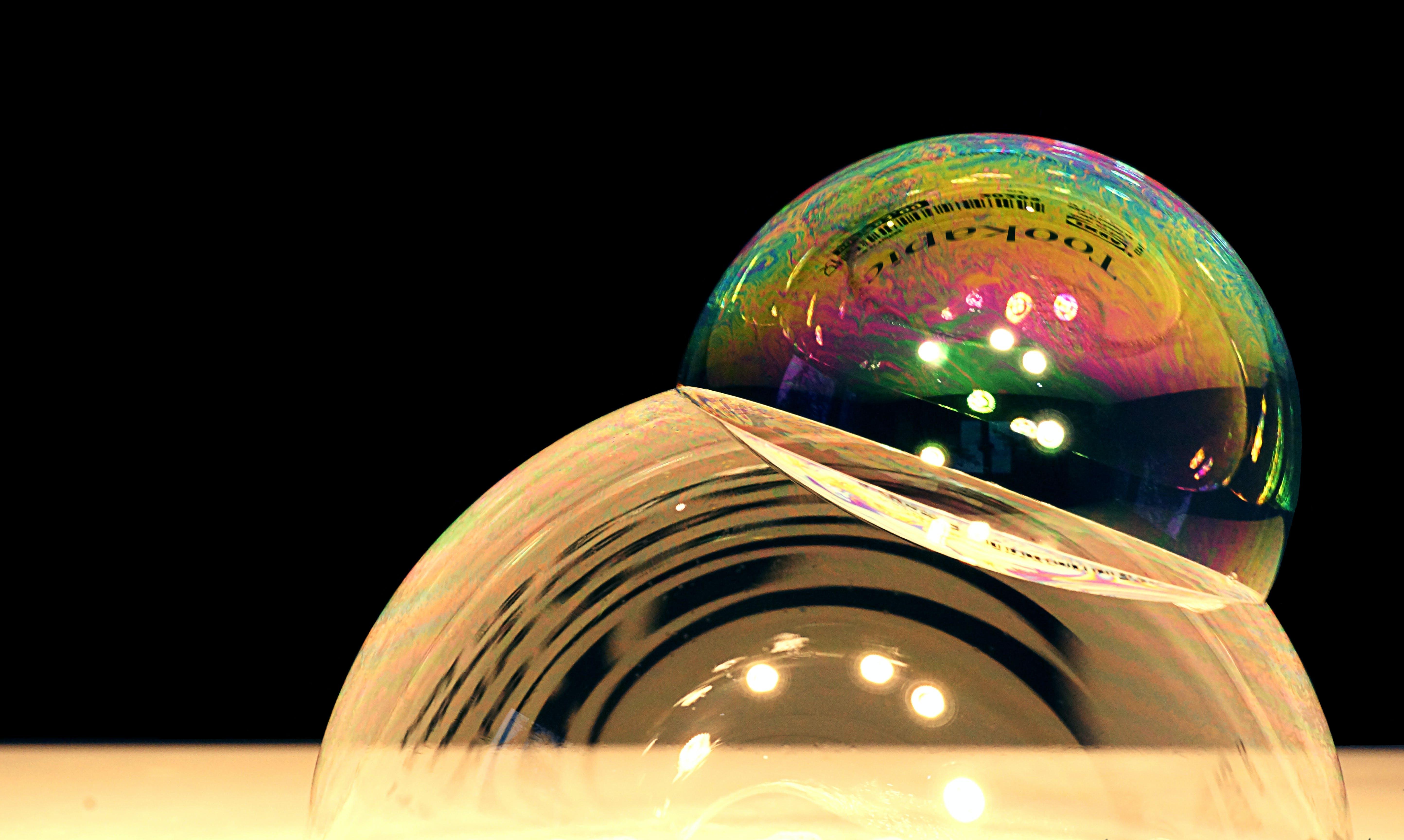 Free stock photo of bubble, tookapic